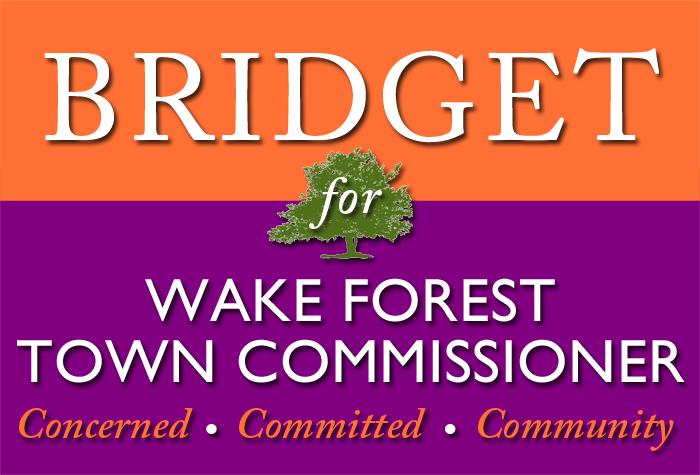 BRIDGET FOR WAKE FOREST